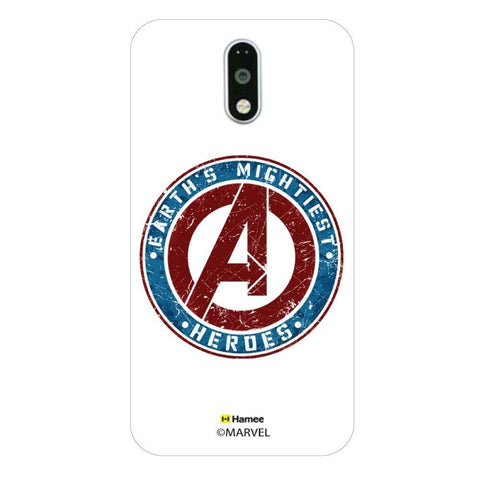Avengers Logo  Moto G4 Plus Case Cover