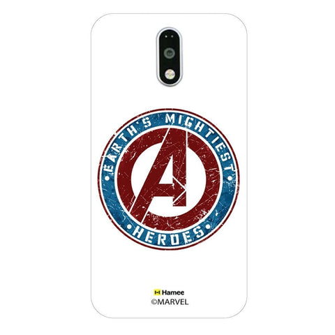 Avengers Logo Moto G4 Plus/G4 Case Cover