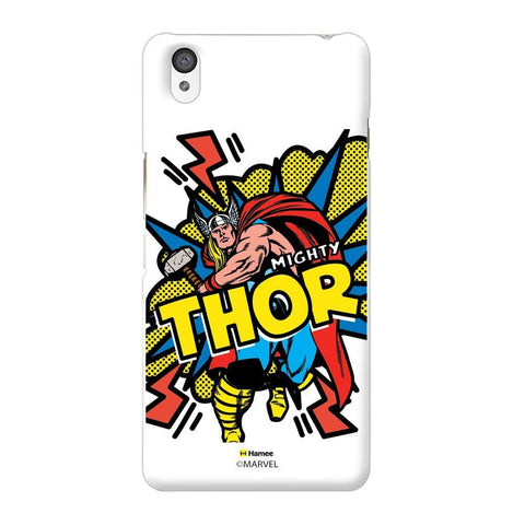 Thor Pop White Oneplus X Case Cover
