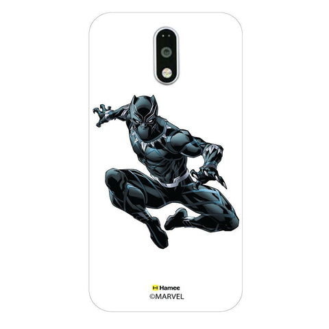 Black Panther Jump  Moto G4 Plus Case Cover
