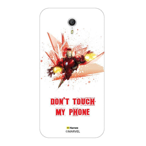 Ironman Red Blast Lenovo Zuk Z1 Case Cover