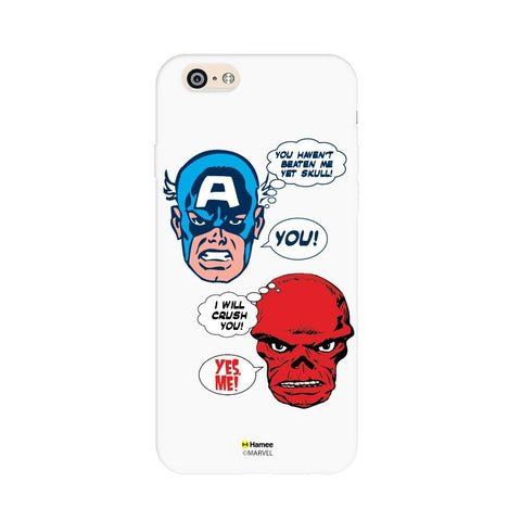 Conversation White iPhone 6 Plus / 6S Plus Cover Case