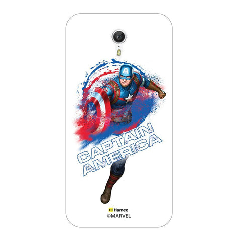 Captain America Lenovo Zuk Z1 Case Cover
