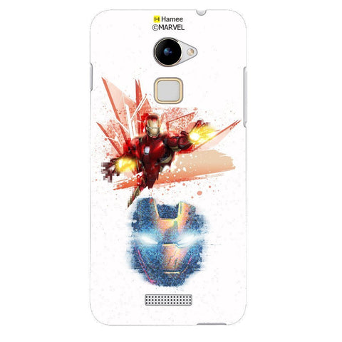Iron Man Faces White Coolpad Note 3 Cover