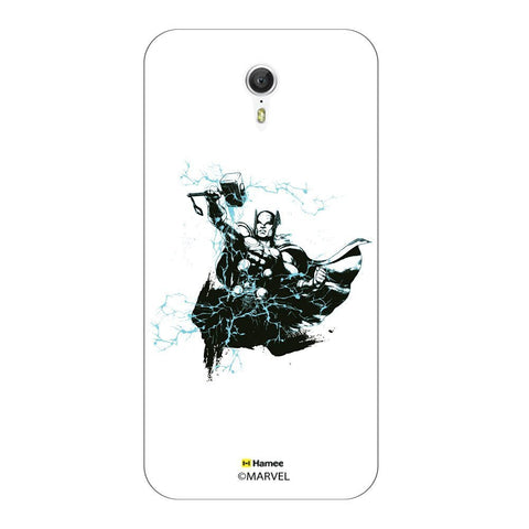 Thor Illustration Lenovo Zuk Z1 Case Cover