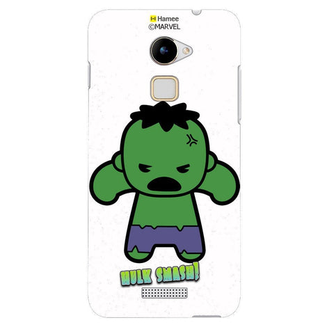 Cute Hulk Smash White Coolpad Note 3 Lite Case Cover