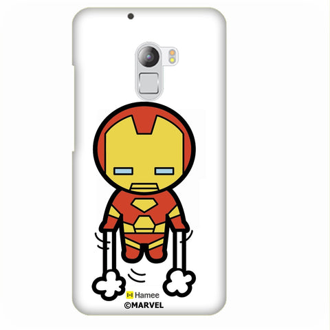 Cute Ironman White Lenovo K4 Note/Vibe K4 Note Case Cover