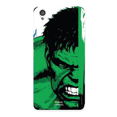 Hulk Face  Oneplus X Case Cover