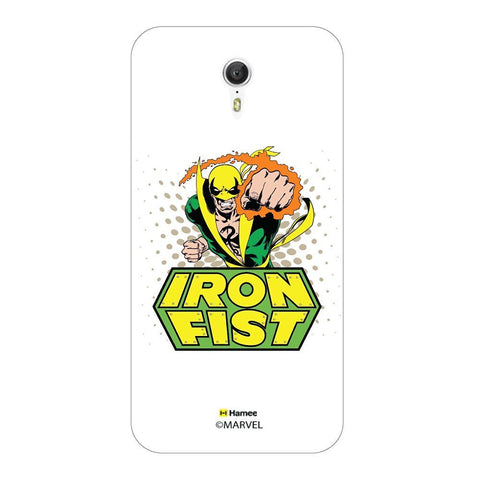 Iron Fist Logo Lenovo Zuk Z1 Case Cover