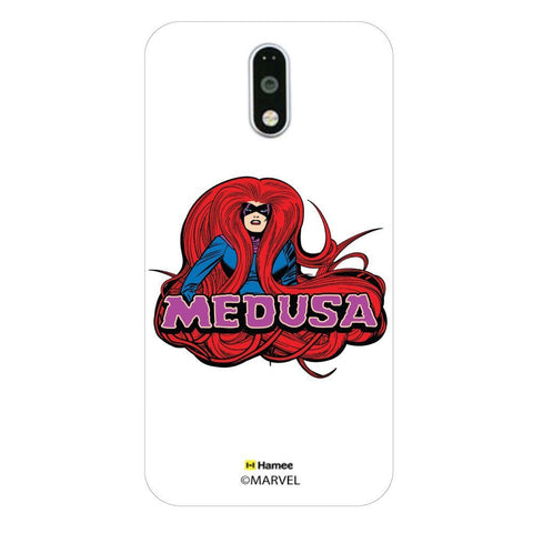 Medusa  Moto G4 Plus Case Cover