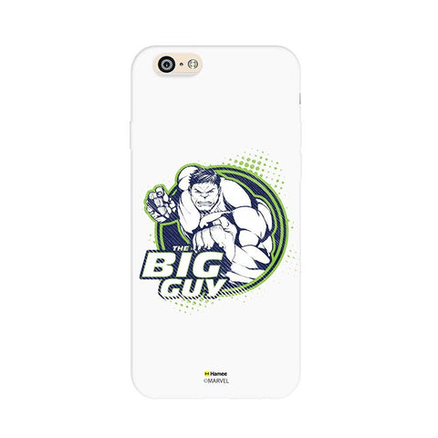 The Big Guy White iPhone 5 / 5S Case Cover
