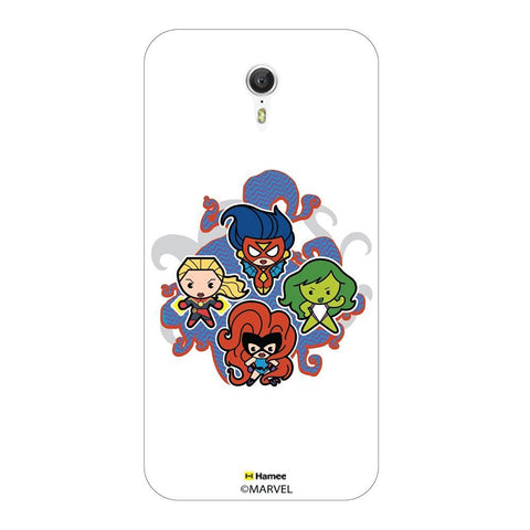 Cute Superwomen Lenovo Zuk Z1 Case Cover