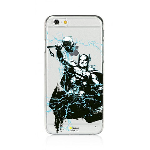 Thor Illustrated Clear iPhone 6 Plus / 6S Plus Cover Case