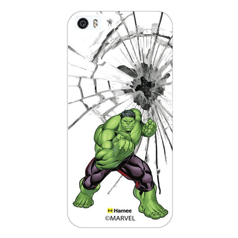 Hulk Big Smash White Apple iPhone 6S/6 Case Cover