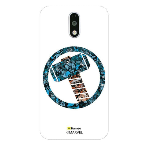 Thor Hammer Doodles  Moto G4 Plus Case Cover