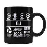 Funny Sarcasm Mug | Present for Djs | Great Gift for Acrobat Friend Colleague Co-Worker |Gift for Acrobat Humor Black Coffee Mug by PosterGuy