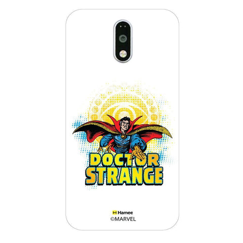 Dr Strange  Moto G4 Plus Case Cover
