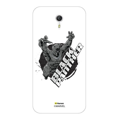 Black Panther Logo Lenovo Zuk Z1 Case Cover