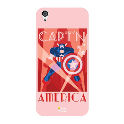 Captain America Deco  Oneplus X Case Cover