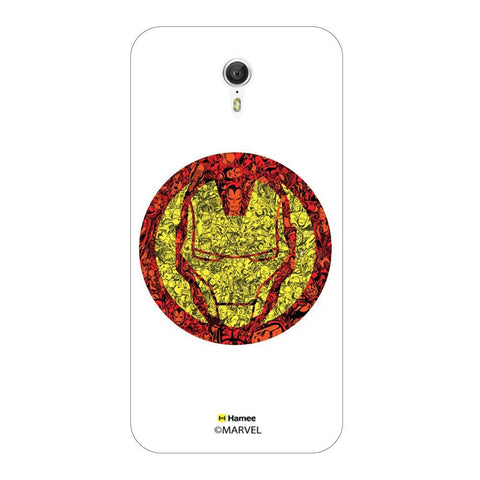 Iron Man Doodles Lenovo Zuk Z1 Case Cover