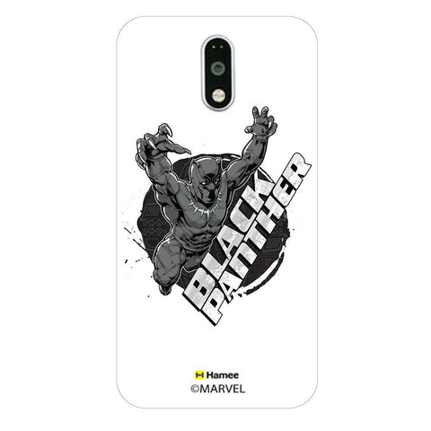 Black Panther Logo Moto G4 Plus/G4 Case Cover