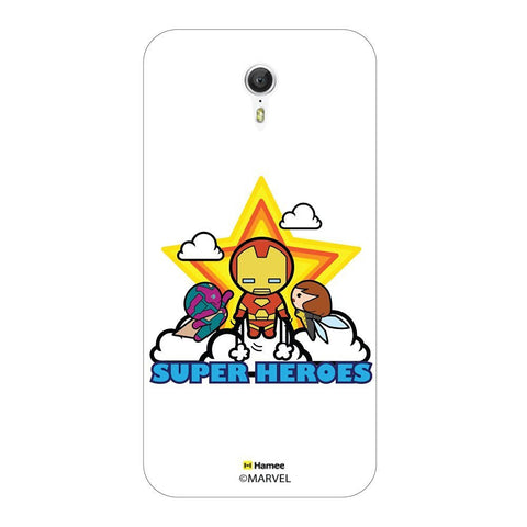 Cute Superheroes Star Lenovo Zuk Z1 Case Cover