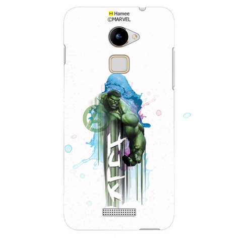 Watercolour Hulk White Coolpad Note 3 Cover