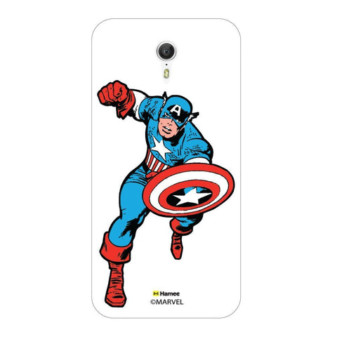 Captain America Pop Style Lenovo Zuk Z1 Case Cover