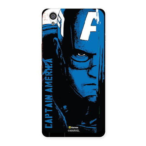 Captain America Face  Oneplus X Case Cover