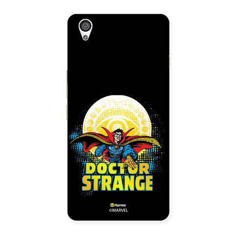 Black Dr Strange  Oneplus X Case Cover