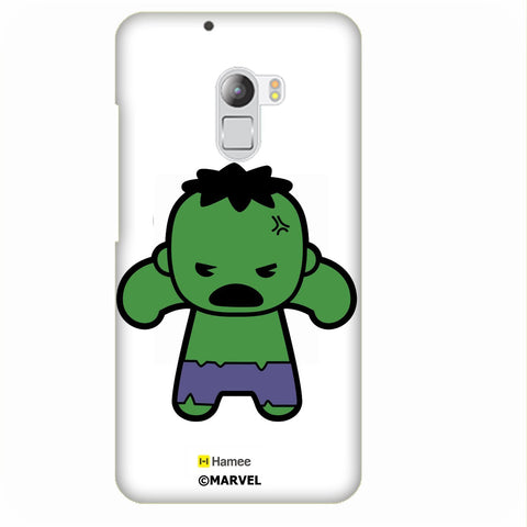 Cute Hulk Smash White Lenovo K4 Note/Vibe K4 Note Case Cover