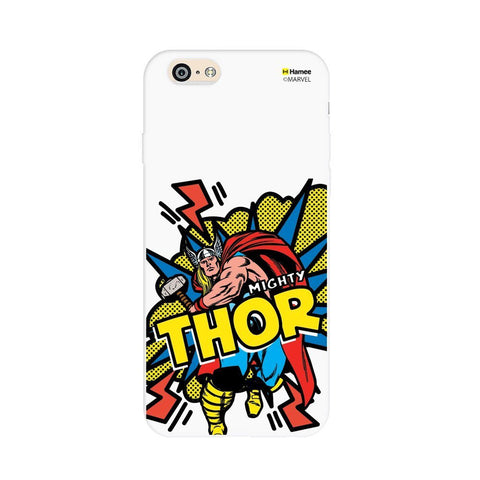 Thor Pop White iPhone 6 Plus / 6S Plus Cover Case