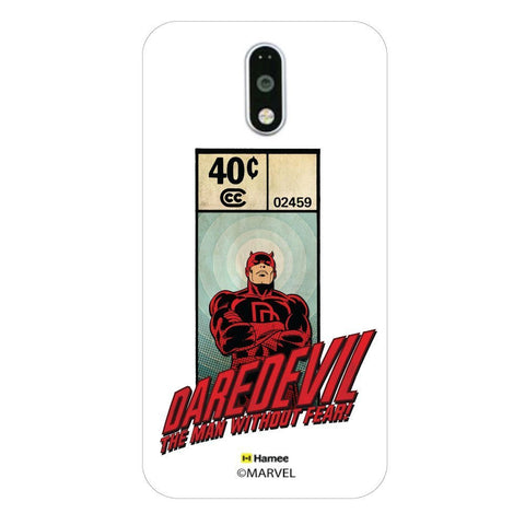 Daredevil | The Man Without Fear Moto G4 Plus/G4 Case Cover