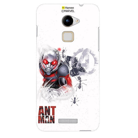 Antman White Coolpad Note 3 Lite Case Cover