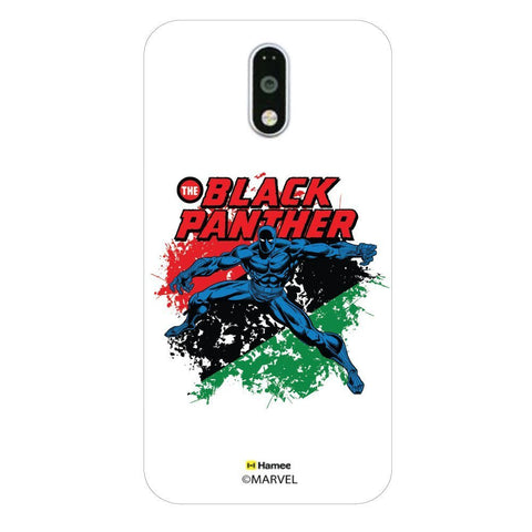 Black Panther Stripes Moto G4 Plus/G4 Case Cover