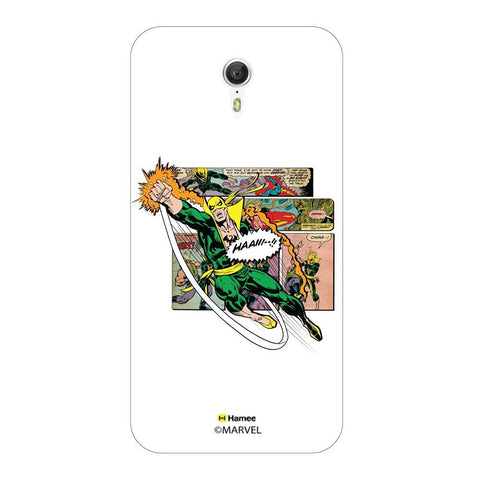 Iron Fist Comic Lenovo Zuk Z1 Case Cover