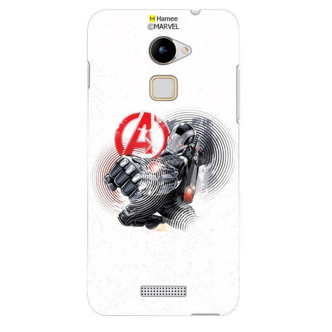 Avengers Gray White Coolpad Note 3 Lite Case Cover