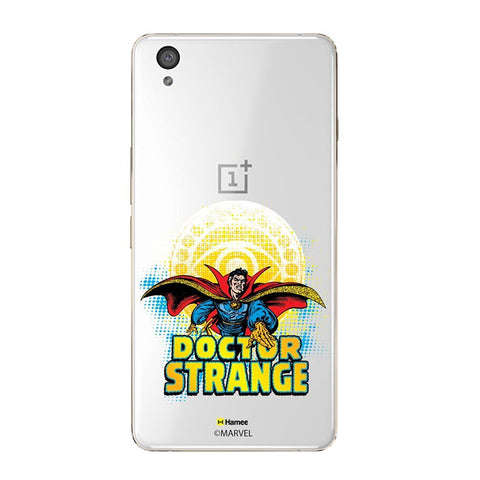 Dr Strange Clear Oneplus X Case Cover