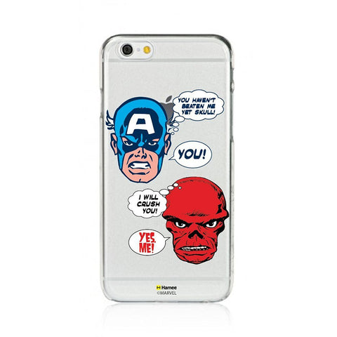 Conversation Clear iPhone 5 / 5S Case Cover