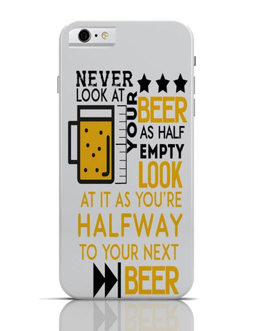 BEER iPhone 6 / 6S Covers Cases