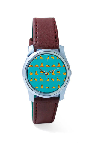 Women Wrist Watch India | PUG YOGA Wrist Watch Online India