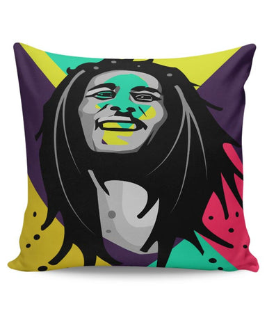 BOB MARLEY - NO WOMEN NO CRY Cushion Cover Online India