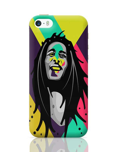 BOB MARLEY - NO WOMEN NO CRY iPhone 5/5S Covers Cases Online India