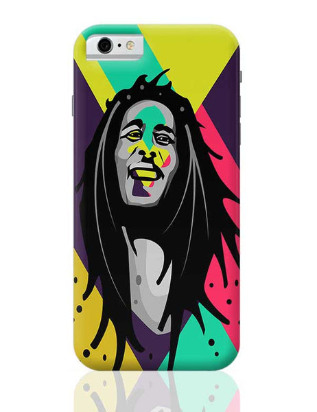 BOB MARLEY - NO WOMEN NO CRY iPhone 6 6S Covers Cases Online India