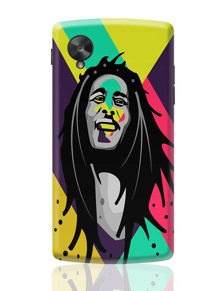 BOB MARLEY - NO WOMEN NO CRY Google Nexus 5 Covers Cases Online India