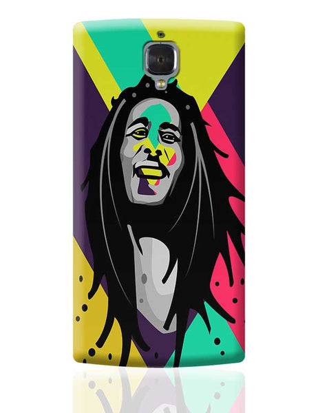 BOB MARLEY - NO WOMEN NO CRY OnePlus 3 Covers Cases Online India