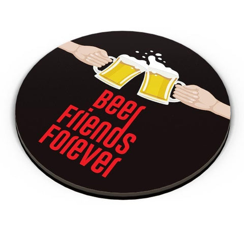 Beer Friends Forever - BFF Fridge Magnet Online India
