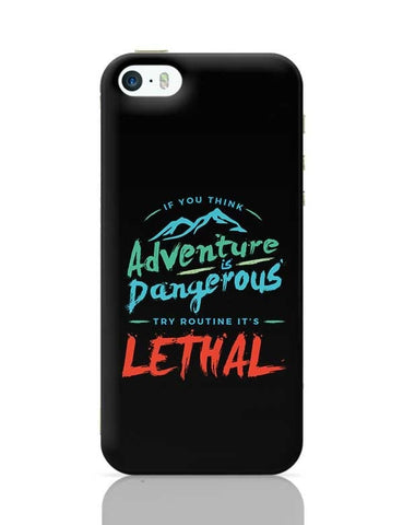 Adventure iPhone 5/5S Covers Cases Online India