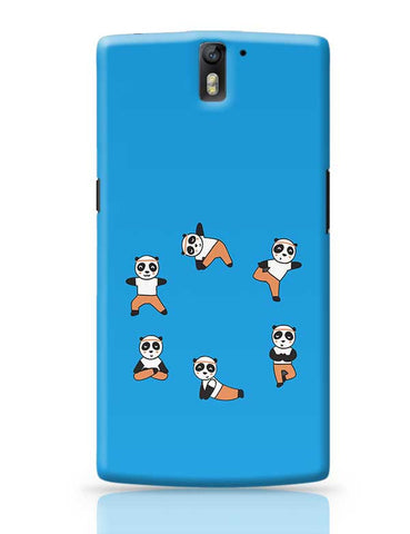PANDA Yoga OnePlus One Covers Cases Online India