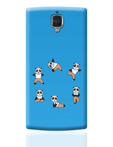 PANDA Yoga OnePlus 3 Covers Cases Online India